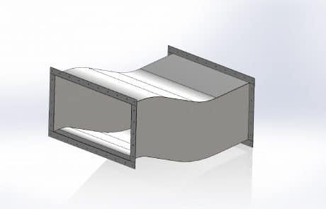 tegning og konstruksjon kanal