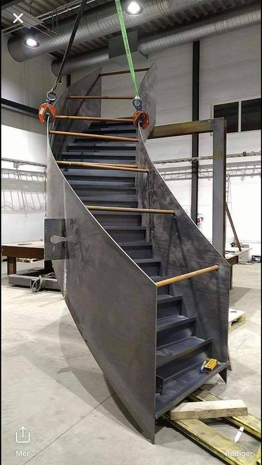 trapp byggavdeling bergen mekaniske