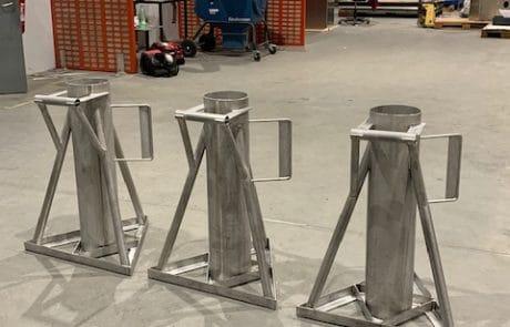 stålstruktur bergen mekaniske